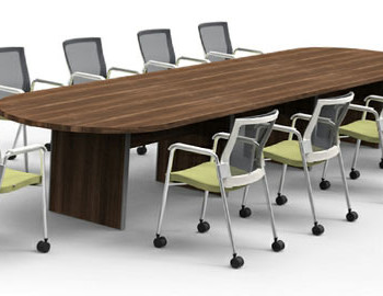 Conference Table / Meeting Table with Chairs