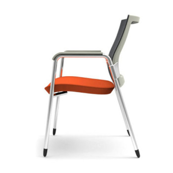 Stationary Task Chair (Orange)