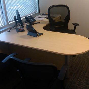 Desk L-Shape