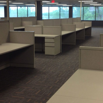 Office Cubicle / Work Stations
